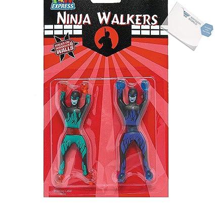 Amazon.com: Bargain World Ninja Walkers (With Sticky Notes ...