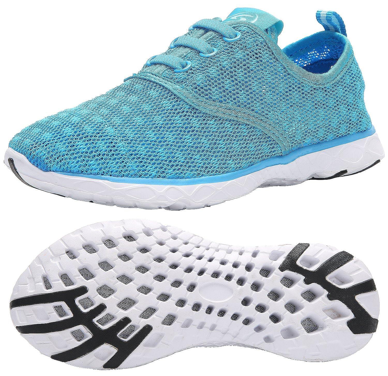 KARIDO Kids Slip-on Quick Drying Aqua Water Shoes Athletic Sneakers