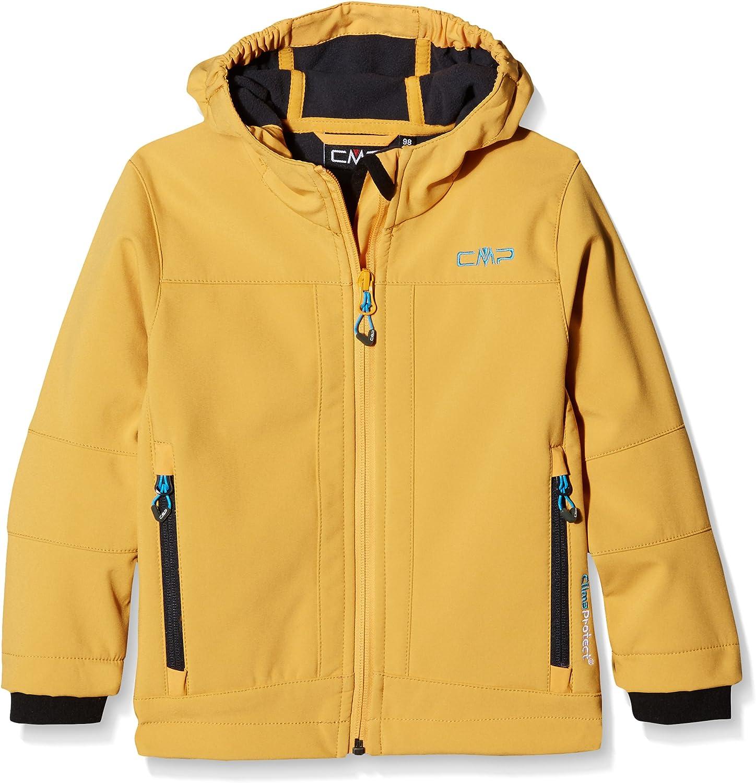 CMP 3A00094 Arancione Mango//Anthracite Giacca Bambino 164