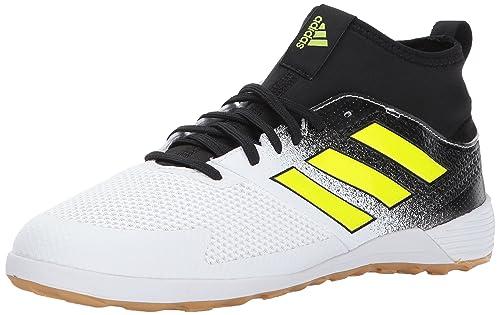 new arrival b7b1d cea70 Adidas Originals Ace Tango 17.3 - Zapatillas de fútbol para Hombre, Negro,  Blanco,