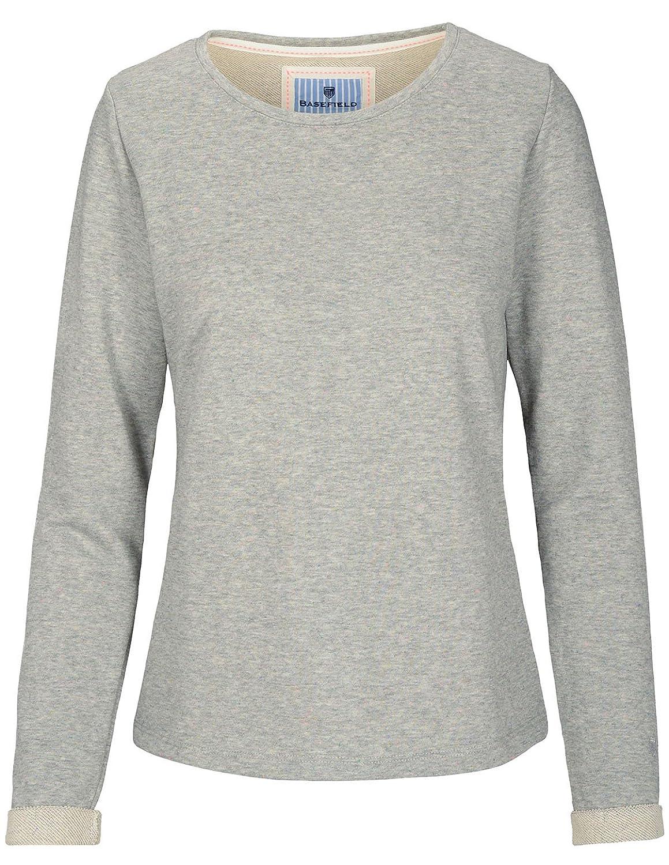 Knopfleiste Naturfaser Tencel Love2Wait Still-Shirt Tunika Longshirt