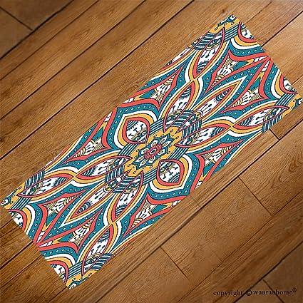 vroselv Custom toalla suave y cómodo playa towel-seamless patrones Vintage elementos decorativos hechos a