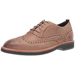 Cole Haan Men's Morris Wing OX:Taupe Nubuck Oxford, Brown, 13 M US