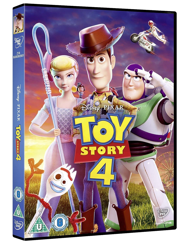 Toy Story 4 Dvd Amazon
