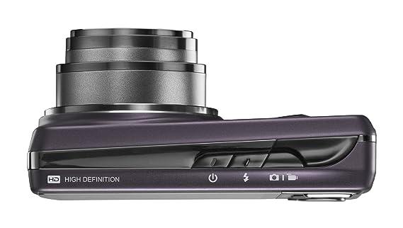 631a35da9ad Amazon.com : Kodak Easyshare M580 14 MP Digital Camera with 8x Wide Angle  Optical Zoom and 3.0-Inch LCD (Purple) : Point And Shoot Digital Cameras :  Camera ...