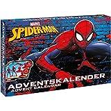 Craze 57484–Calendario dell' Avvento Marvel Spider-Man