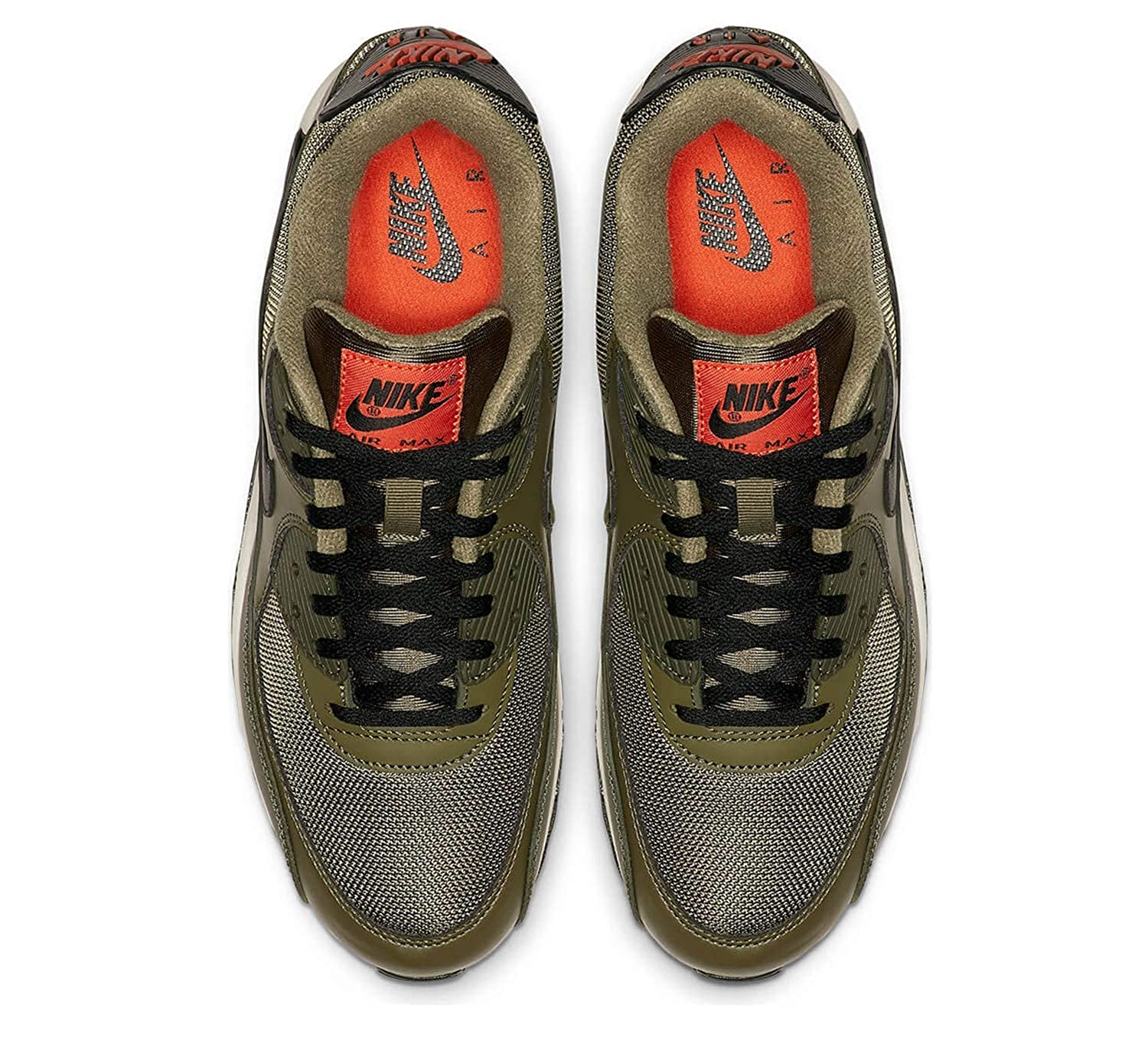 huge discount 59a40 0778a Nike Air Max 90 Essential, Chaussures de Running Entrainement Homme  Amazon. fr  Chaussures et Sacs