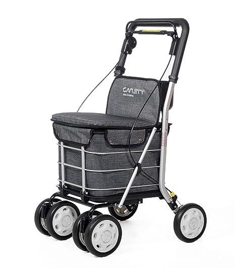 Amazon.com: Carlett - Carrito de la compra (aluminio ...