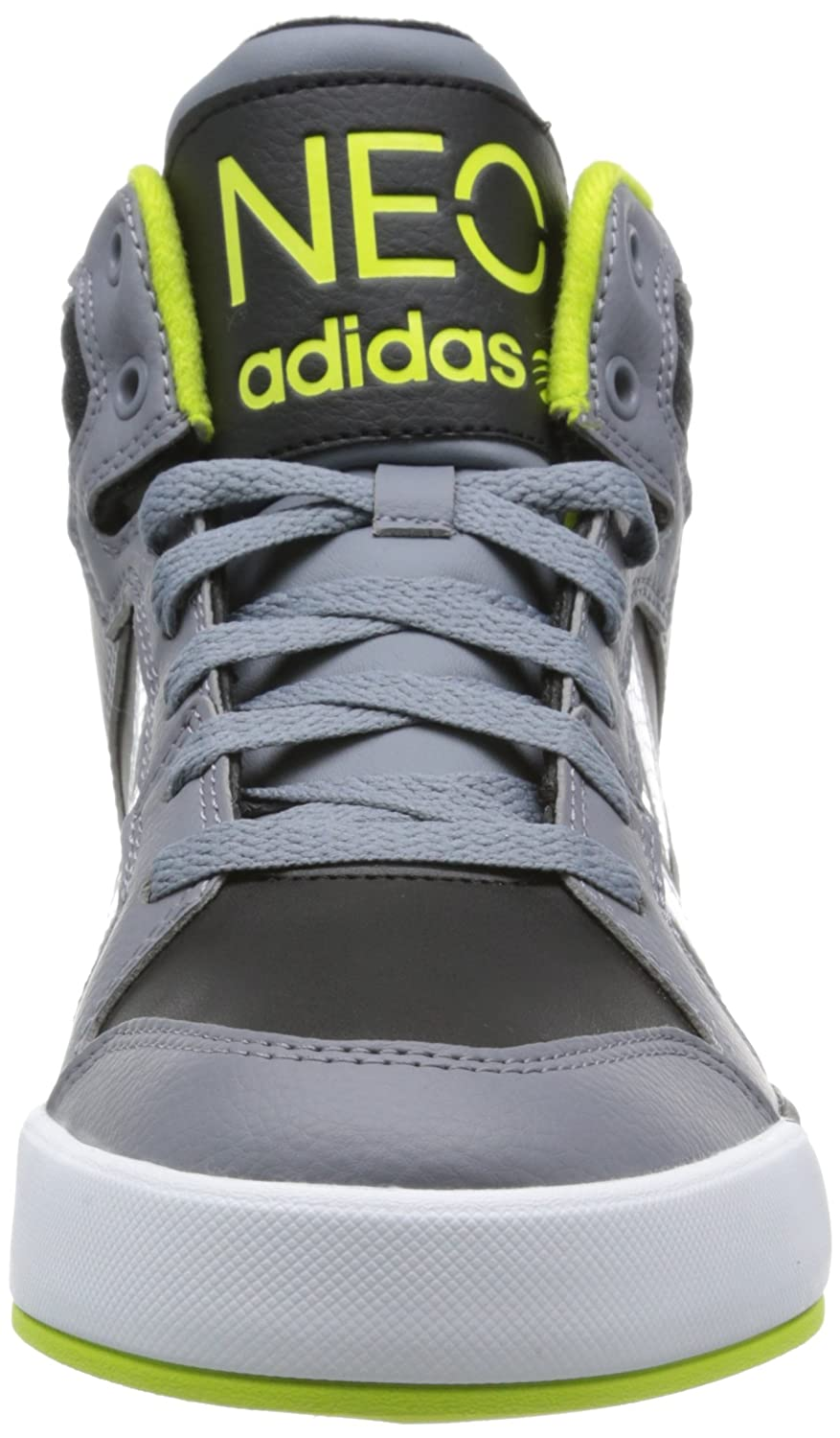 adidas neo trainers grey