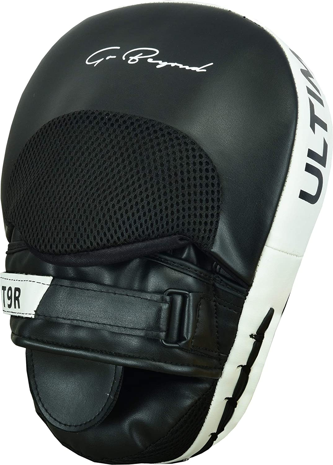 EMRAH Boxing Pads V 2.0 Focus Mitts MMA Muay Thai Hook and Jab Curved Kickboxing Training Strike Target Hand Pads Martial Arts Punching Shield
