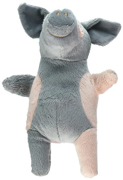 Amazon Com Ikea Kelgris Soft Toy Small Pig Grey Pink Toys Games