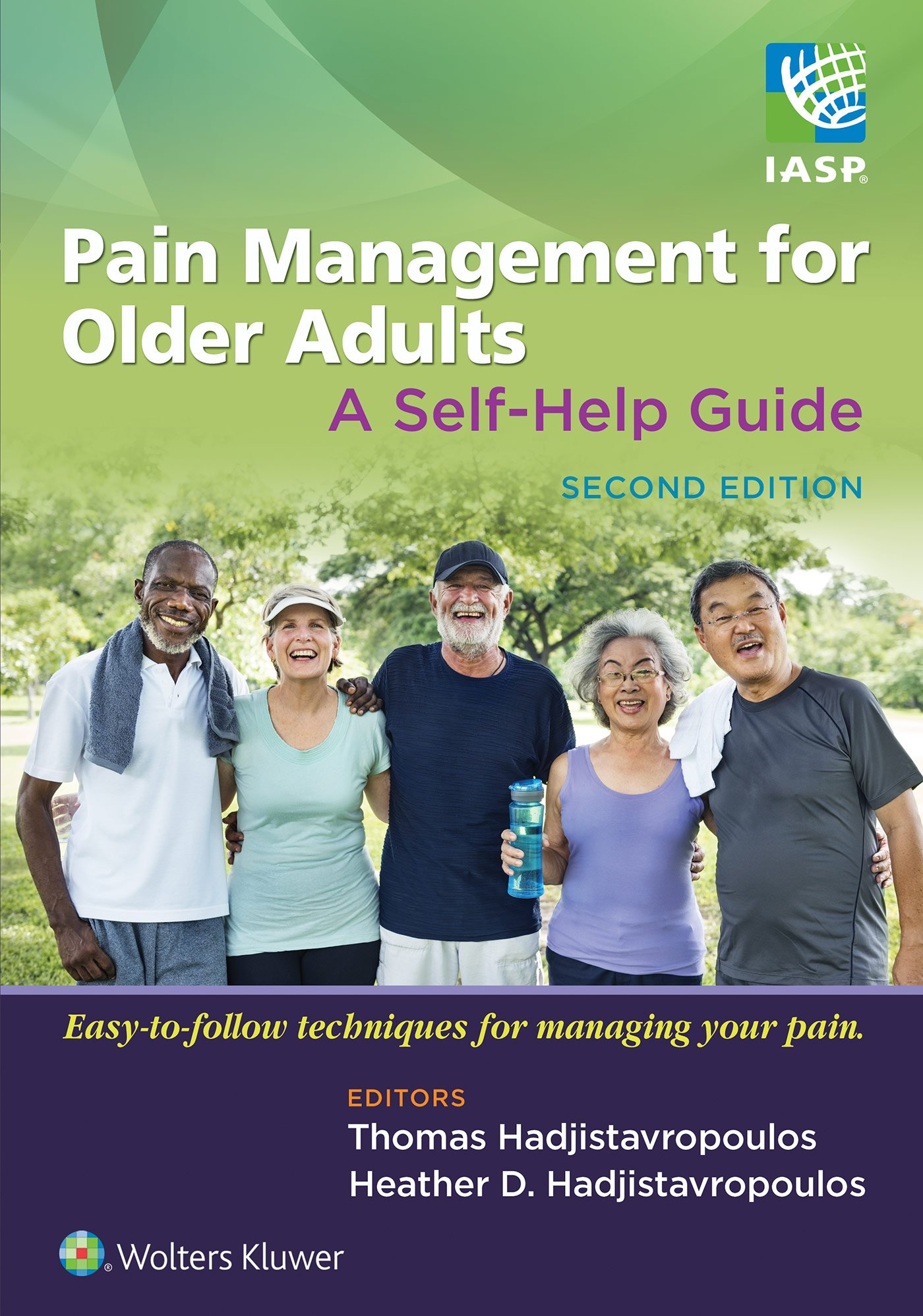 Pain Management for Older Adults: Thomas Hadjistavropoulos, Heather  Hadjistavropoulos: 9781496394811: Pain Medicine: Amazon Canada
