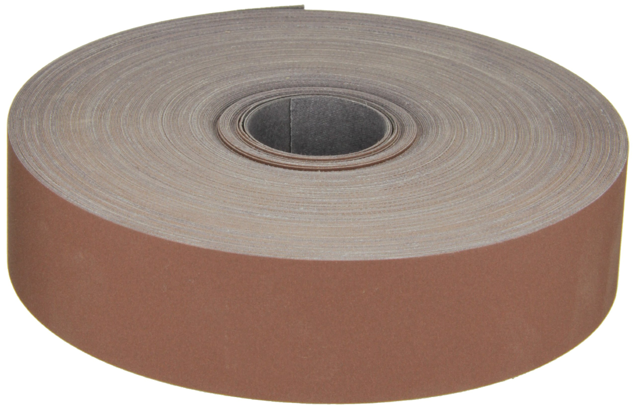 3M Utility Cloth Roll 314D, Aluminum Oxide, 1-1/2'' Width x 50 yds Length, P400 Grit, Maroon (Pack of 1)