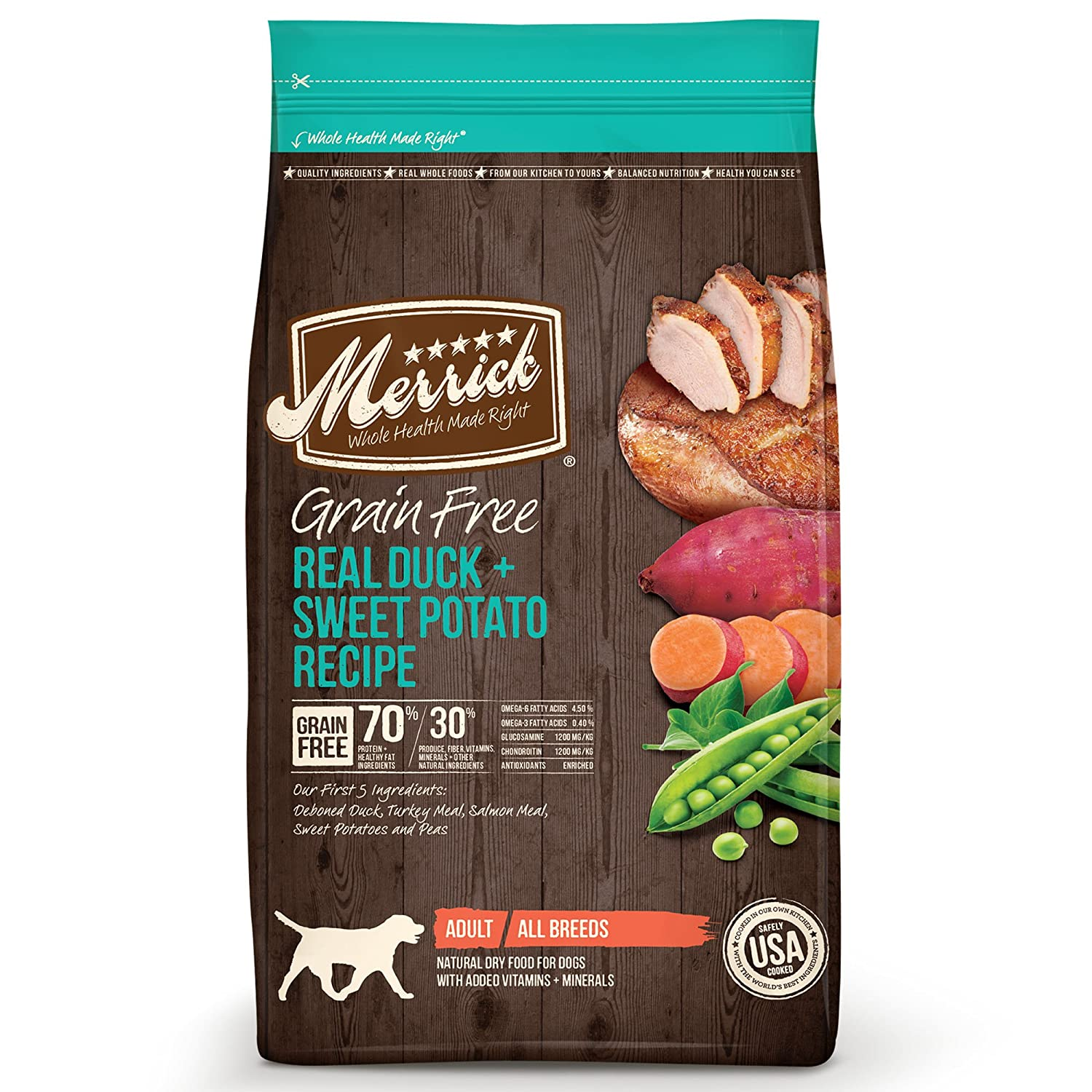 Taste Of Nature Grain Free Dog Food
