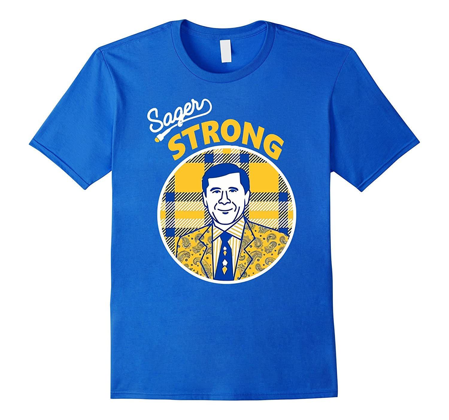 Sager Strong T-Shirts-RT