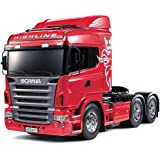 Tamiya Rc Scania R620 Highline Vehicle