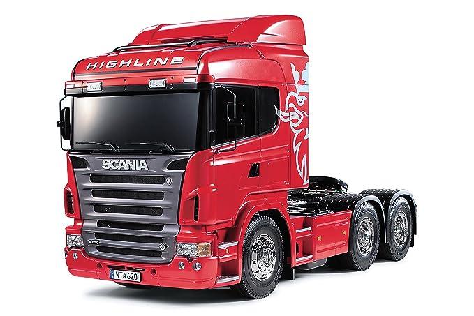 Tamiya 1:14 Rc Scania R620 Highline Vehicle for Kids