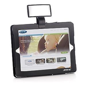 Jane, Inc. - Funda para tableta y espejo de seguridad