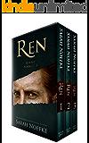Ren Series Boxed Set (Books 1 - 3): A Sociopath's Tale of Survial, Power and Guilt (A Dream Traveler Saga)