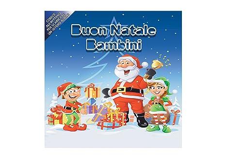 Canzoni Del Natale.Buon Natale Bambini Cd Dvd Christmas Songs Canzoni Di