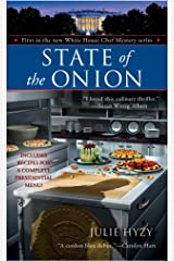 State of the Onion (White House Chef Mysteries, No. 1) Mass Market Paperback