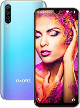 GOODTEL Smartphone Libres Android 8.1 Pantalla 6.3 Incell Face ...