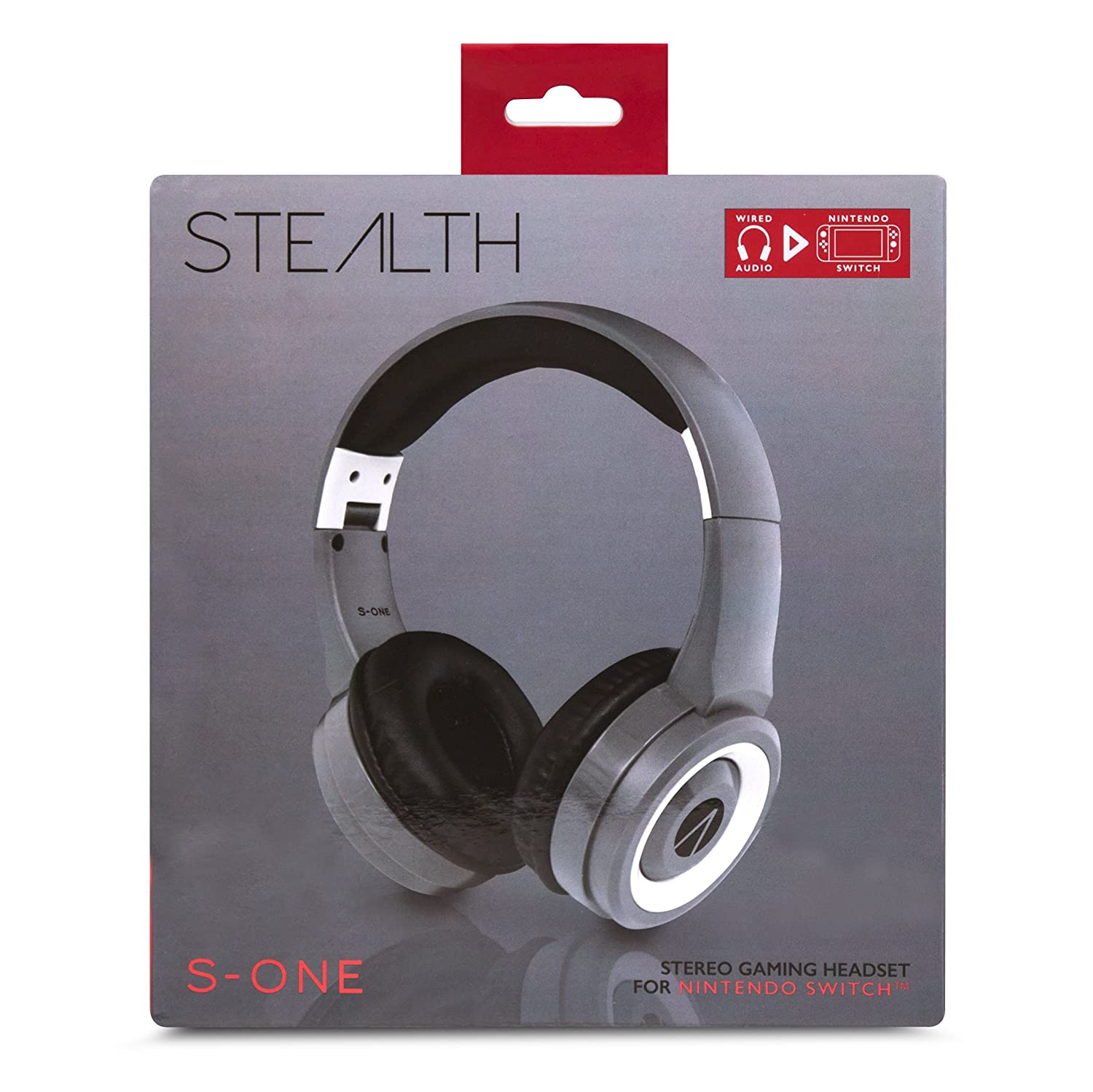 Stealth S-One Stereo Gaming Headset (Nintendo Switch) [Importación Inglesa]: Amazon.es: Videojuegos