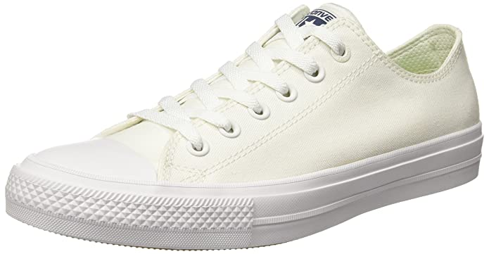 Converse Unisex Chuck Taylor II Ox Basketball Shoe  AT vintagedancer.com