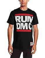 Run DMC Men's Logo T-Shirt