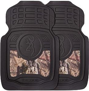 Browning Camo Floor Mats