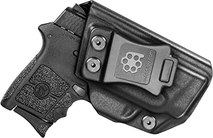 Smith /& Wesson Bodyguard 380 with Laser IWB KYDEX Holster Holster Express
