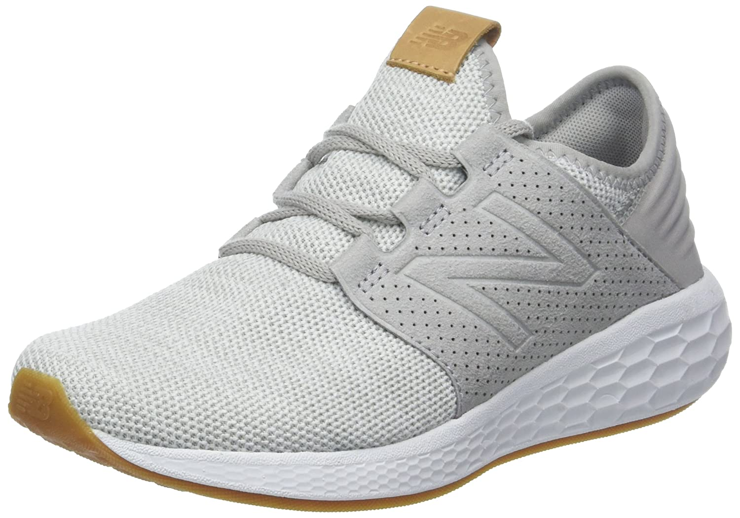 New Balance Women's Cruz V2 Fresh Foam Running Shoe B075R7JPHL 10.5 B(M) US|Rain Cloud