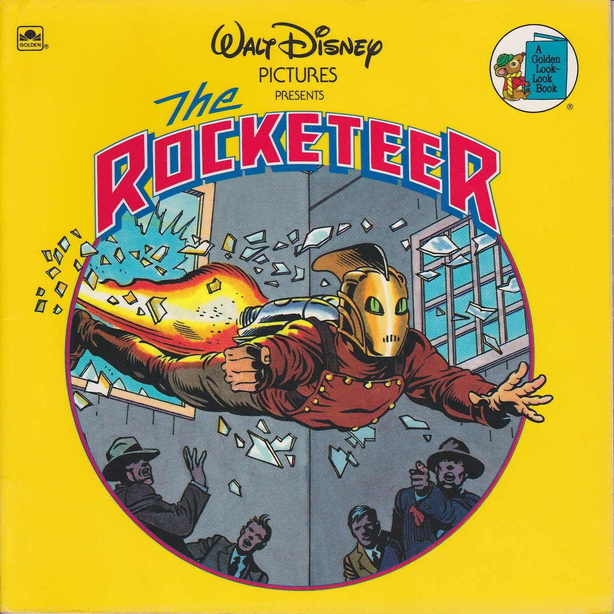 Walt Disney Pictures Presents the Rocketeer Golden Look-look Book: Amazon.es: Barbara Bazaldua, Walt Disney Pictures, Dell Barras: Libros en idiomas extranjeros