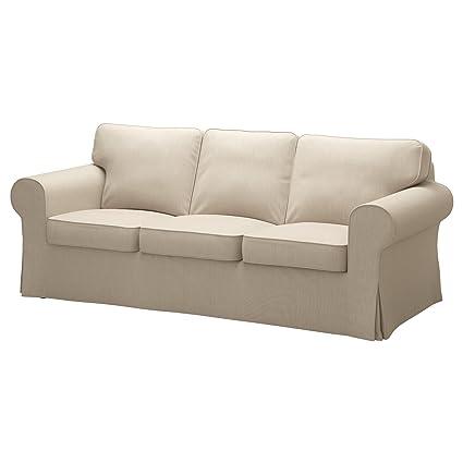 ektorp sofa Amazon.com: IKEA Cover for Ektorp Sofa, Nordvalla Dark Beige: Home  ektorp sofa