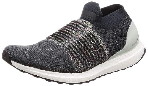 8d896490d Adidas Men s Ultraboost Laceless Carbon Dgsogr Ashsil Running Shoes-8.5  UK India