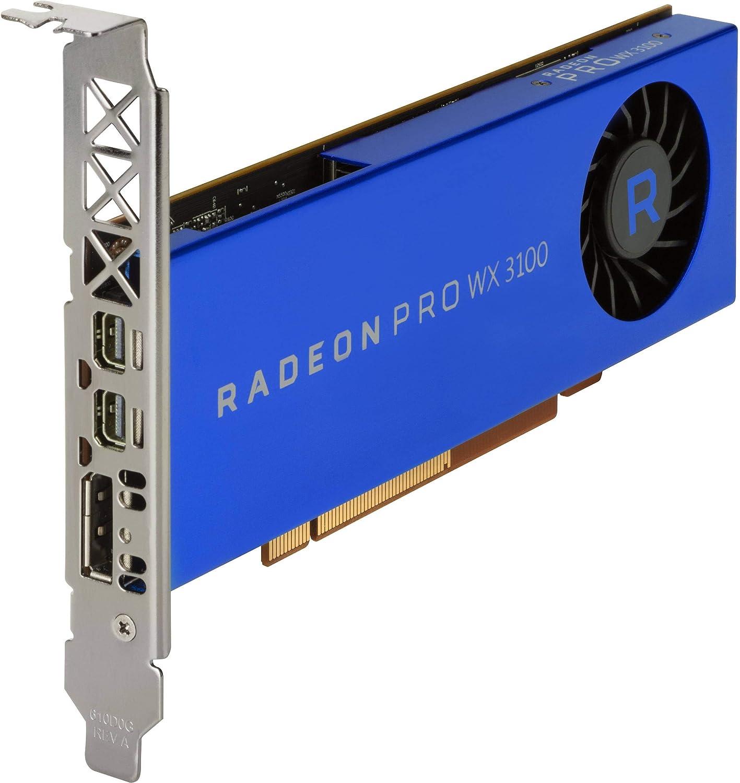 2TF08AT TNC SBUY Radeon PRO WX 3100 4GB Graphics Genuine 2TF08AT Radeon Pro WX 3100 Graphic Card 4 GB 191628982516
