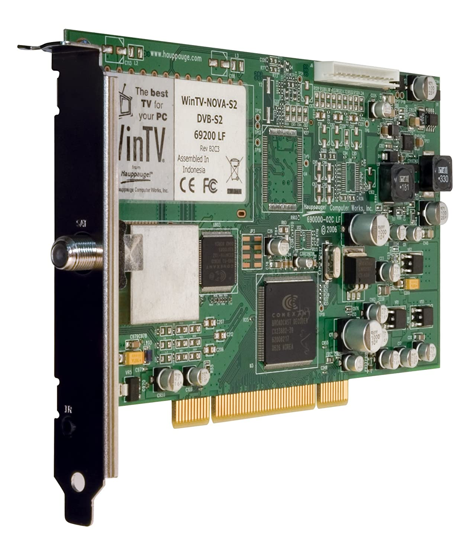 New Driver: Hauppauge WinTV-HVR/Nova-S/Nova-T/PVR-USB2