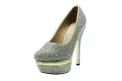 4939d4a6aad Loferkama Women & Girls High Heels: Buy Online at Low Prices in ...