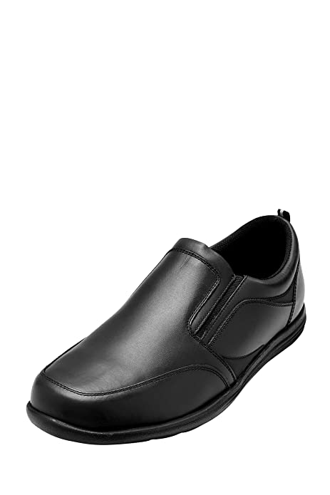next Niños Mocasines (Niño Mayor) Negro EU 42: Amazon.es: Zapatos y complementos