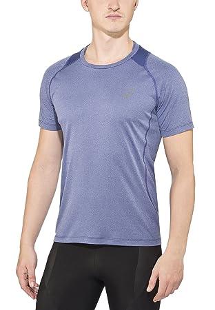 Camiseta running hombre Asics Stride SS Top - 47585: Amazon.es: Deportes y aire libre