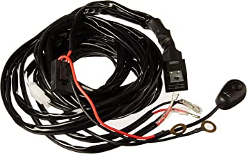 wiring harness kit for atv amazon com kawell universal 2 lead off road atv jeep led light  off road atv jeep led light