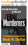 From first victim to last: Serial Murderers (Ready Research Book 3)