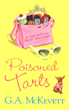 Poisoned Tarts (A Savannah Reid Mystery Book 13)