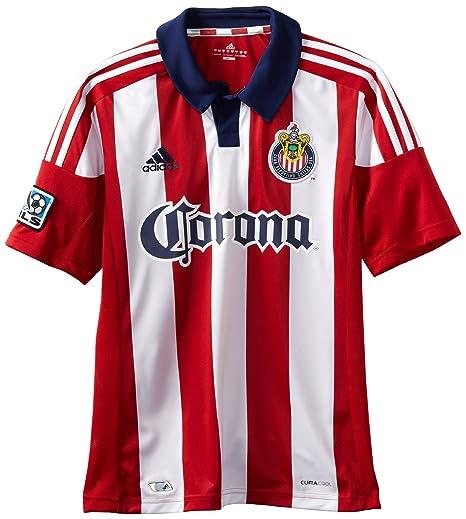 low priced 30705 357a7 MLS Chivas USA Replica Home Jersey