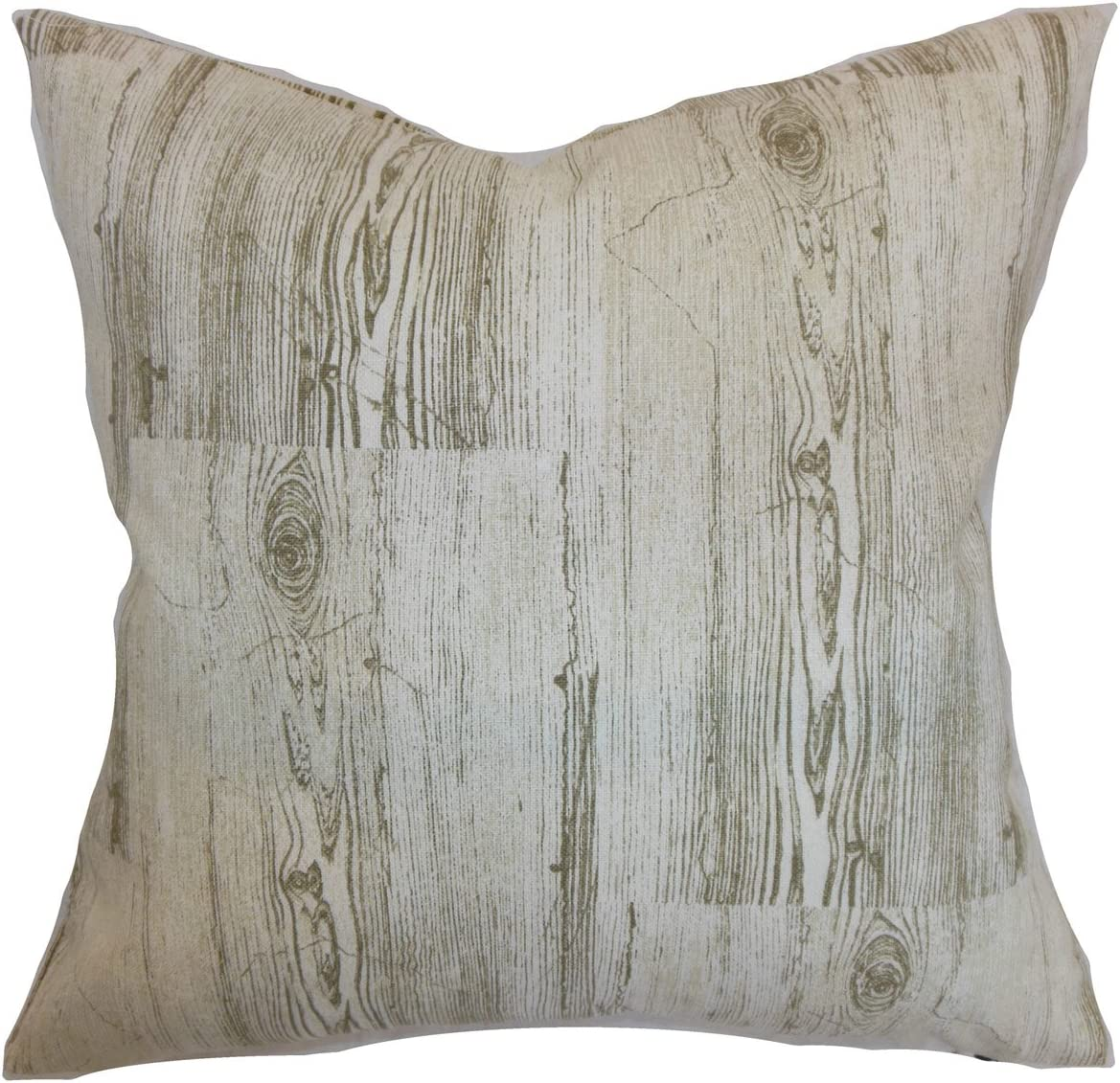 The Pillow Collection Kratie Pillow, Dove