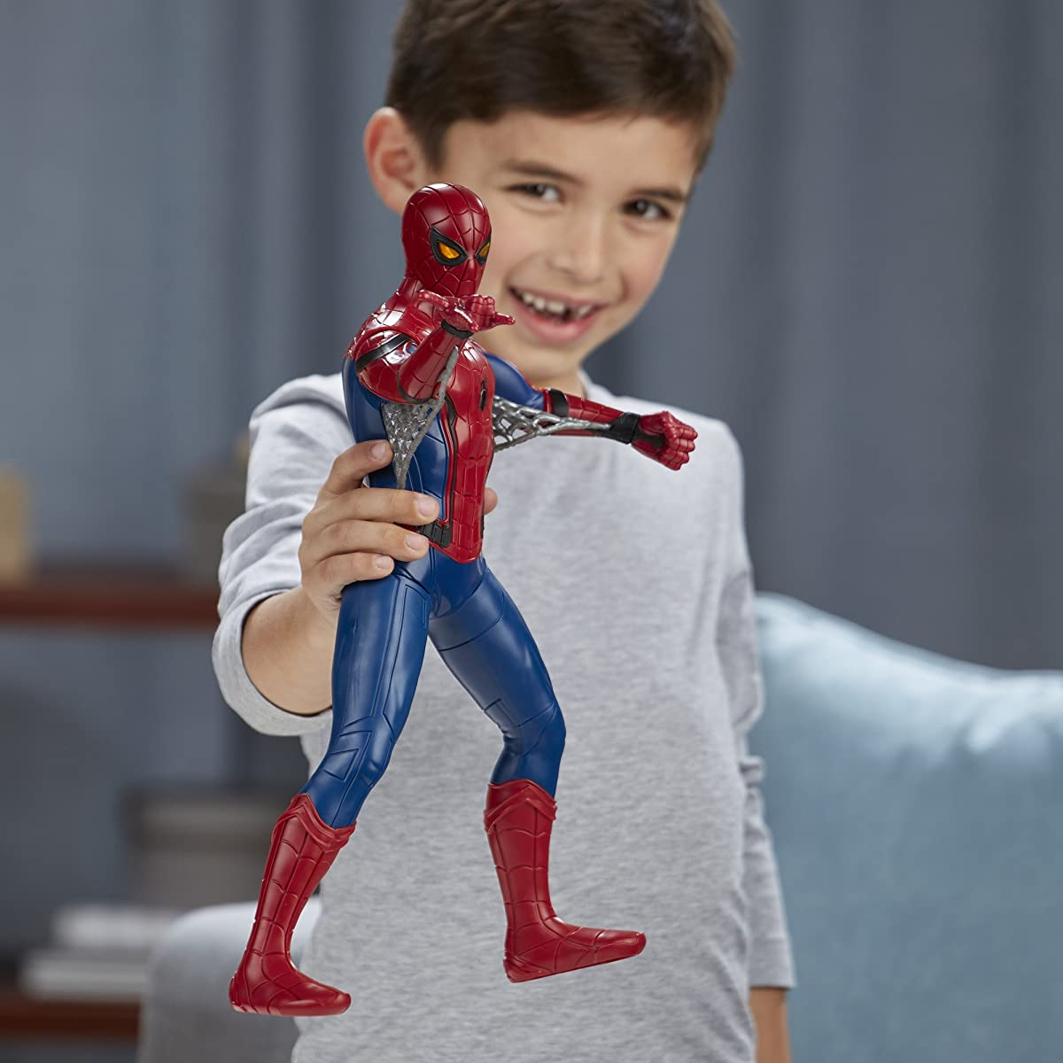 Spider-Man: Homecoming Tech Suit, 15 inches