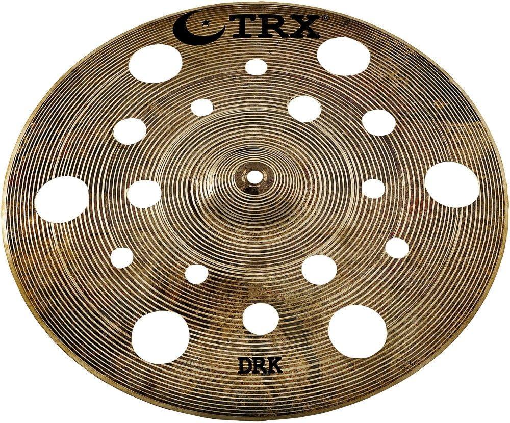 TRX CYMBAL DRK Series Thunder Crash 18 pulgadas.: Amazon.es ...