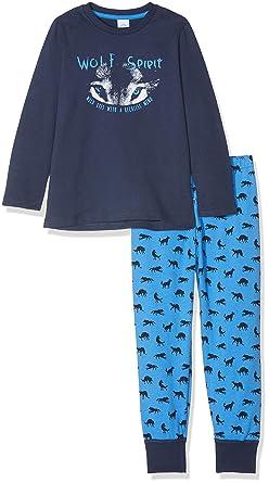 Sanetta Pyjama Long Pigiama Bimbo