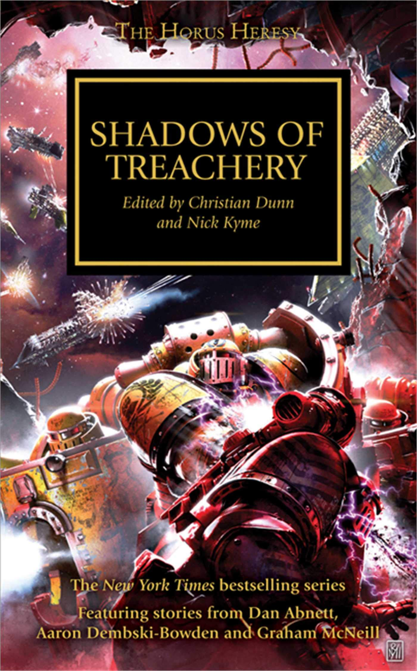 Horus Heresy in order