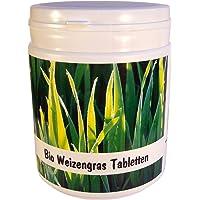 SANOS Bio Weizengras Tabletten 500g / 1250 Tabletten aus eigenem Anbau frisch vom Bodensee
